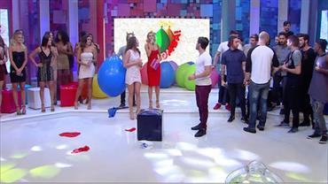 Gatos e gatas tumultuam o game mais divertido da TV brasileira