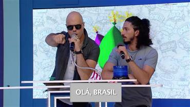 Cover de Vin Diesel invade o Conexão Models, mas só passa vergonha