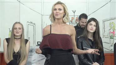 Renata Kuerten comanda debate sobre sensualidade