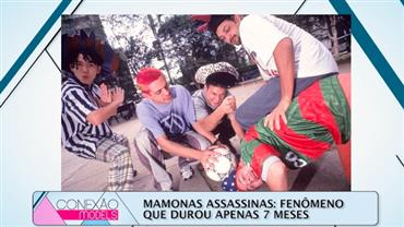 Mamonas Assassinas foi primeiro sucesso de Rick Bonadio