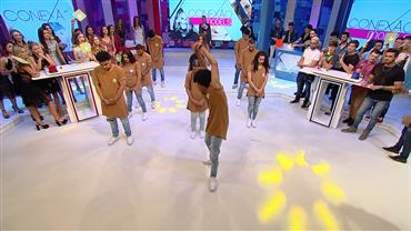 """Grupo de dança encara desafio no """"Game dos Calouros"""""""