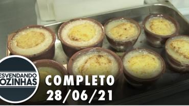 Desvendando Cozinhas: Sopão do CEAGESP (28/06/21)   Completo