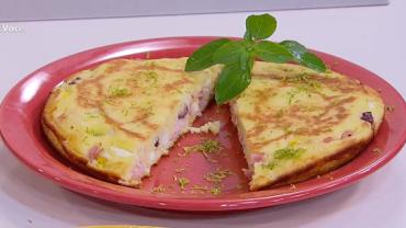 Edu Guedes ensina a preparar receitas variadas com ovo