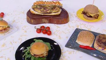 Aprenda como preparar receitas de sanduíches com Edu Guedes