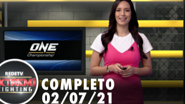 Extreme Fighting (02/07/21) | Completo
