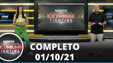 Extreme Fighting (01/10/21)   Completo