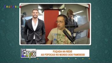 Cauã Reymond desiste de fazer novela e Encrenca comenta