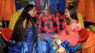 Em acampamento com rituais milenares, ciganos negam o roubo de crianças