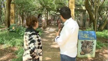 Sensitiva diz que o demônio vive em parque feito onde ficava o Carandiru