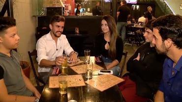 """""""Nossa juventude hoje em dia é mais forte para beber"""", afirma cantor"""