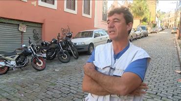 """Ex-motoboy garante: """"Vida do motoboy e do mototaxista são muito diferentes"""""""
