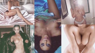 Estilo Kardashian: veja as famosas que bombam com fotos sexy no Instagram