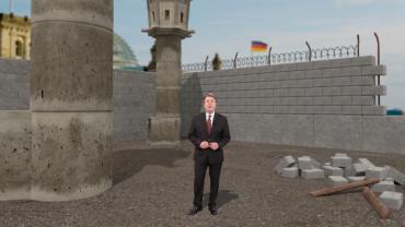 De 1961 a 1989, Muro de Berlim separou famílias e amigos e dividiu o mundo