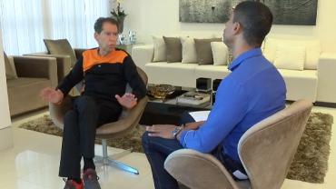 Paciente de câncer terminal apresenta melhora com tratamento brasileiro