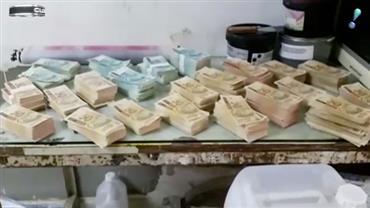 Polícia descobre fábrica de dinheiro falso em São Paulo