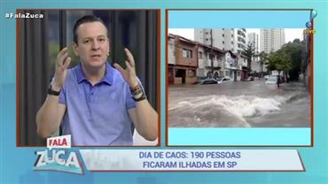 Temporal deixa 650 desabrigados e 2 mortos em SP