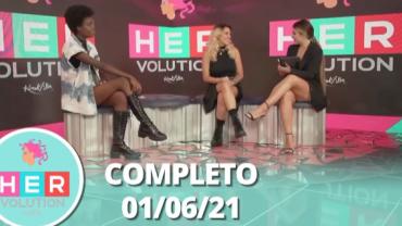Hervolution (01/06/2021)   Completo