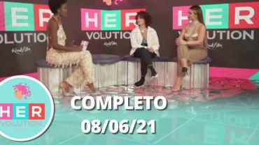 Hervolution (08/06/2021)   Completo
