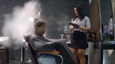 """Novo secador vai deixar a mulherada """"de cabelo em pé"""""""
