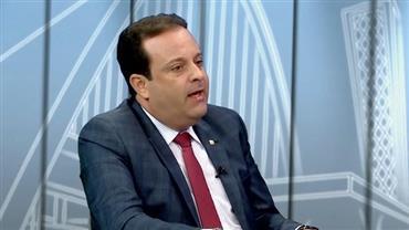 André Moura, líder do governo no Congresso