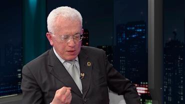 Roberto Mangabeira Unger, filósofo, ex-ministro e professor de Harvard
