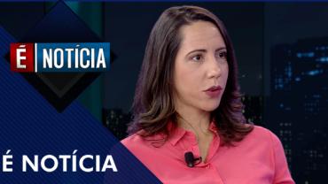É Notícia com Laura Carvalho (10/09/19) | Completo