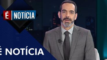 É Notícia com a dermatologista Adriana Vilarinho (19/11/19) | Completo