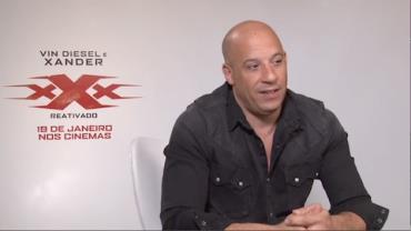 """Confira a entrevista dos astros de """"Triplo X - Reativado"""""""