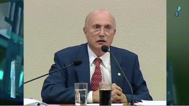 Deputado Federal Osmar Serraglio (PMDB-PR) é o novo ministro da Justiça