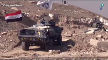Exército do Iraque recupera o controle sobre o aeroporto de Mossul