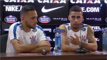 Corinthians e Palmeiras comentam polêmicas do jogo vencido pelo Timão