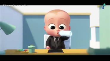 """Animação """"O Poderoso Chefinho"""" chega aos cinemas do país"""