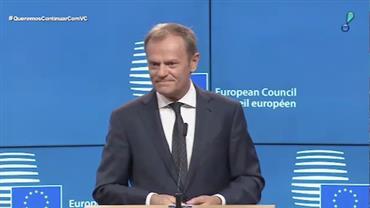 União Europeia e Reino Unido dão início à separação