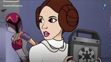 Divulgado o primeiro trailer de animação da franquia 'Star Wars'