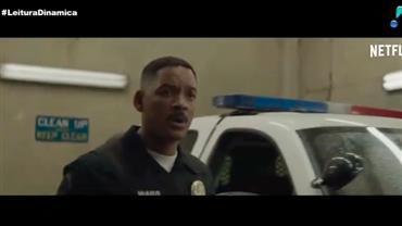 """Will Smith e Joel Edgerton estrelam ação policial """"Bright"""""""
