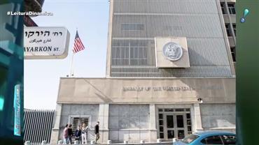 EUA antecipam mudança de cidade da embaixada do país em Israel