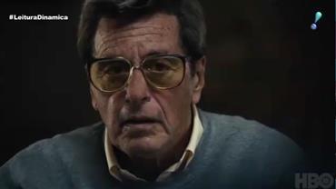 Al Pacino é envolto em polêmica no primeiro trailer do longa 'Paterno'