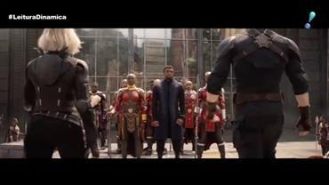 Divulgadas novas imagens do aguardado longa 'Vingadores: Guerra Infinita'