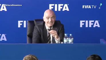 Fifa anuncia que Copa do Mundo da Rússia terá árbitro de vídeo