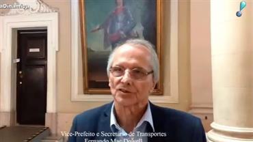 Corpo do vice-prefeito do Rio será velado nesta terça (22)