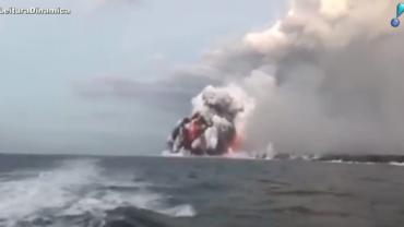 Explosão do vulcão Kilauea deixa 23 turistas feridos no Havaí
