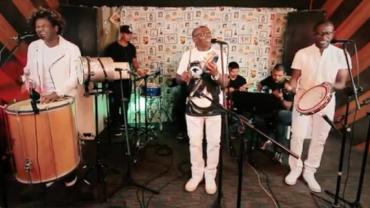 O Show é Seu - Família Moadir apresenta a canção 'Tenha Fé'