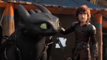 """""""Vilão é a voz da intolerância"""", diz diretor de Como Treinar o seu Dragão 3"""