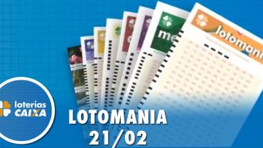Resultado da Lotomania - Concurso nº 2050 - 21/02/2020