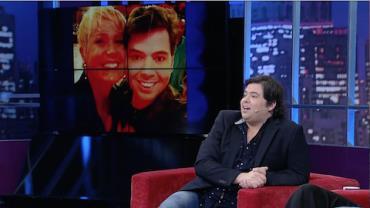 """Gustavo Mendes: """"Queria ser a Xuxa, sem aquela parte estranha com o Pelé"""""""