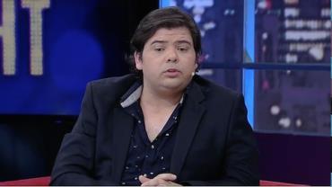 Gustavo Mendes garante que foi difícil imitar a presidente Dilma Rousseff