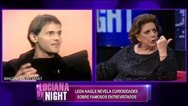 """""""Cazuza mandou eu não ter um único filho"""", revela Leda Nagle"""
