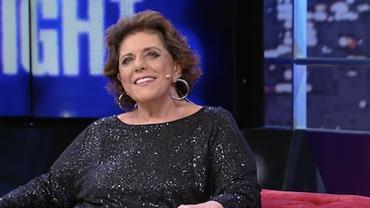 """""""A televisão foi um acaso"""", confessa Leda Nagle"""