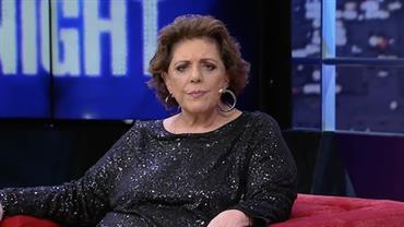 Leda Nagle revela qual a sua grande frustração no jornalismo