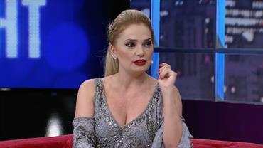 Nani Venâncio diz ter sido afastada de novela por ter recusado cena de sexo